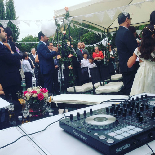dj para fiestas , eventos y matrimonios