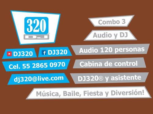 dj para fiestas luz y sonido karaoke renta audio iluminación