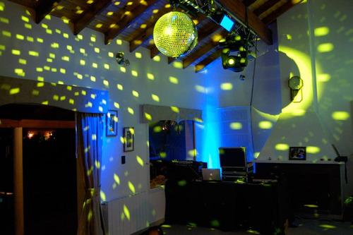 dj para todo tipo de fiestas animacion,sonido e iluminacion