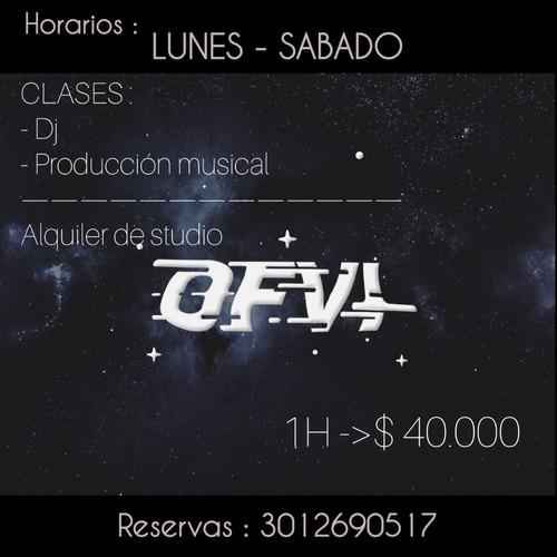 dj - produccion musical ( + )