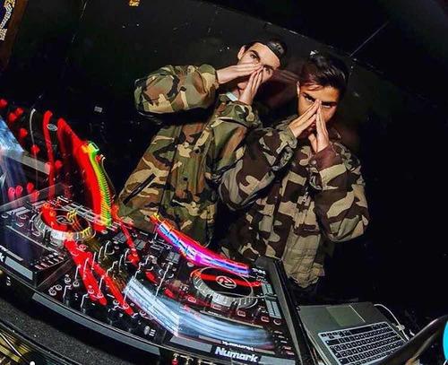 dj productor música electrónica