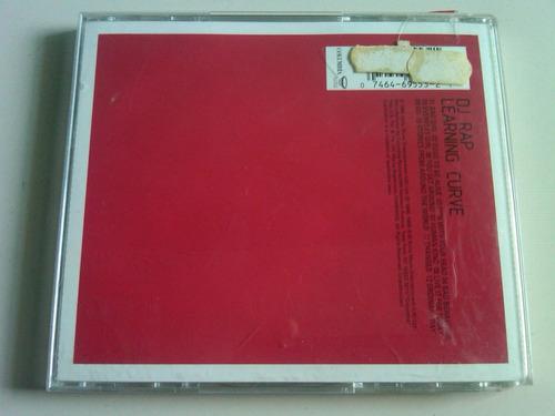 dj rap learning curve cd usado importado usa