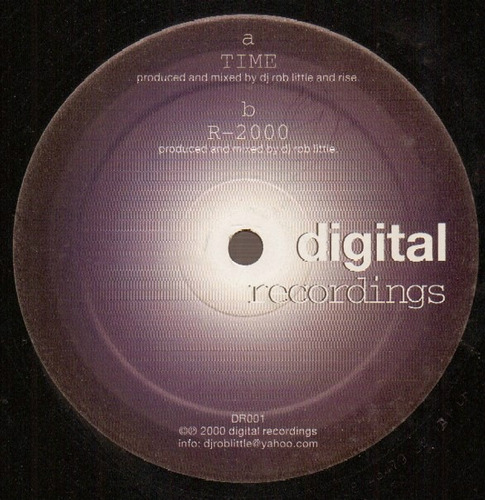 dj rob little    12 single  r-2000