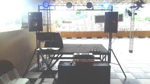 dj som e iluminação para pagode, resenhas e festas em geral