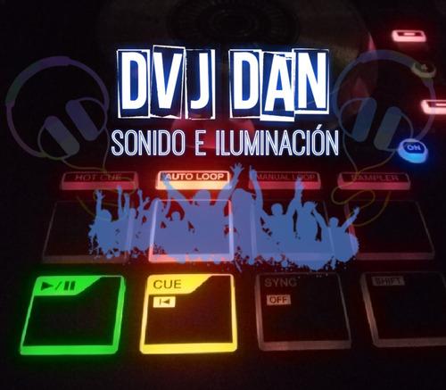 dj  sonido e iluminacion