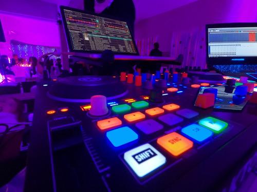 dj, sonido e iluminación para cumpleaños de 15
