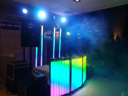 dj sonido e iluminacion profesional
