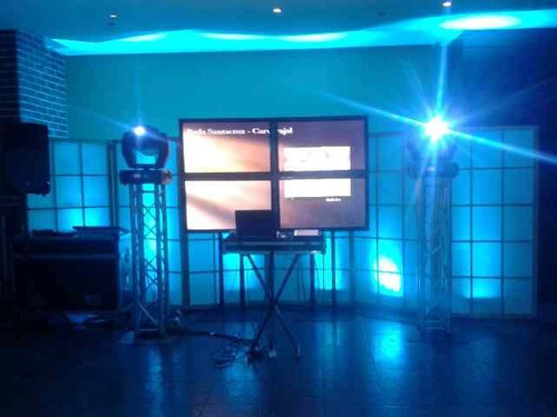 dj sound - discplay sonido iluminacion video tarima truss