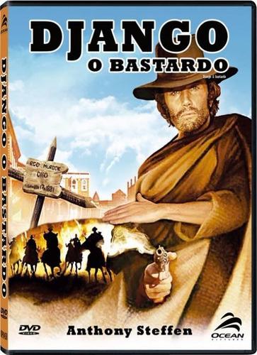 django - o bastardo - dvd - anthony steffen - paolo gozlino