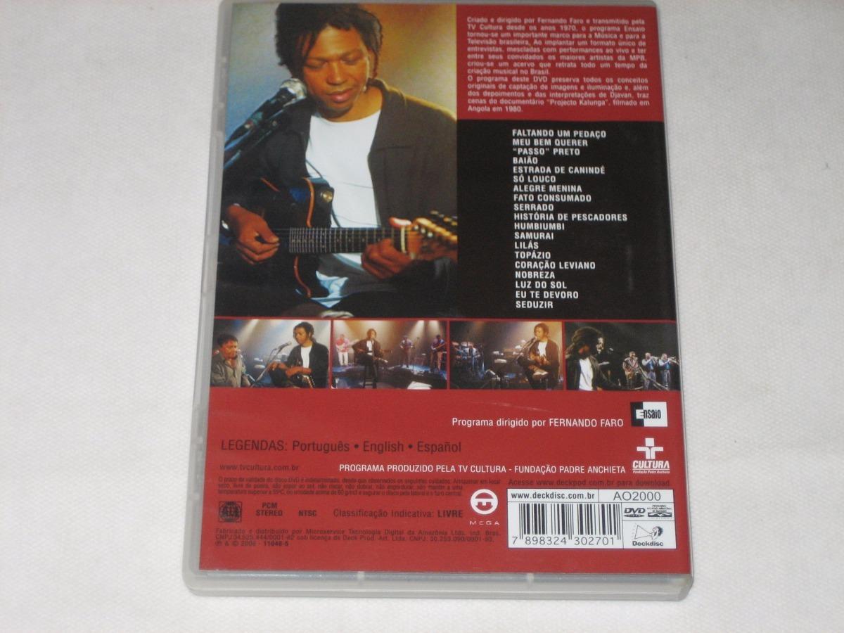 DJAVAN AO VIVO GRATIS BAIXAR DVD