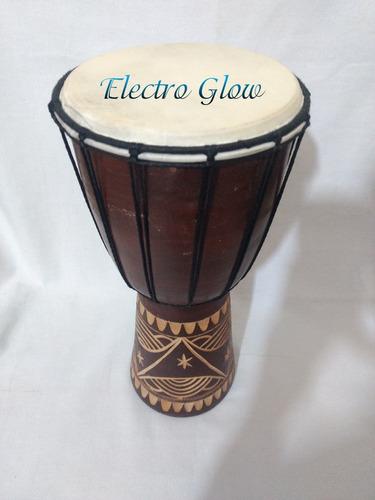 djembe africano 40 cm batería musical congas envio gratis