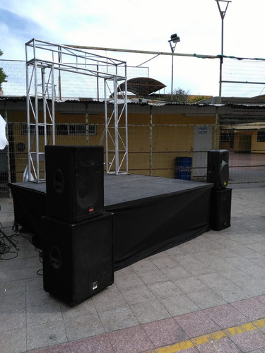 dj,estufas, sonido, iluminación, karaoke, carpas, etc.