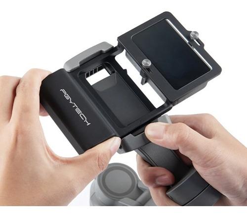 dji  adaptador para osmo action go pro osmo mobile 3 4 - pgy