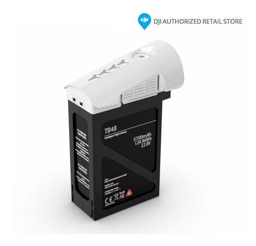 dji bateria inspire 1 tb48 5700mah dji store argentina