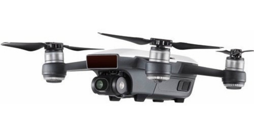 dji dron spark fly more combo alpine white - phone store