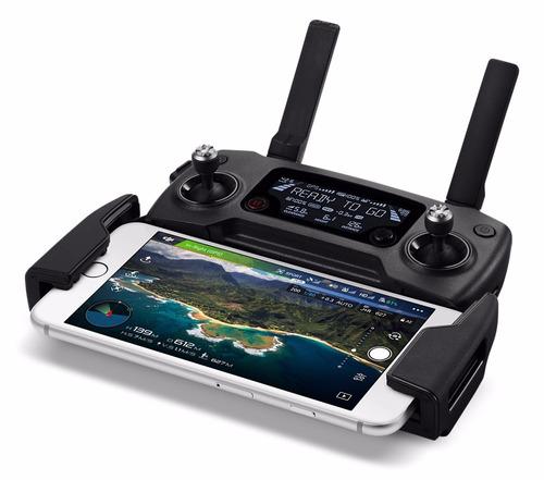 dji drone mavic pro combo completo 3 baterias bolsa