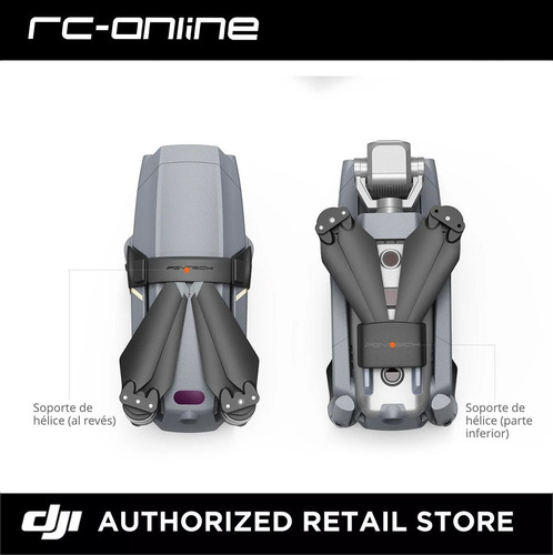 dji drone protector helices mavic 2 pgytech - dji store