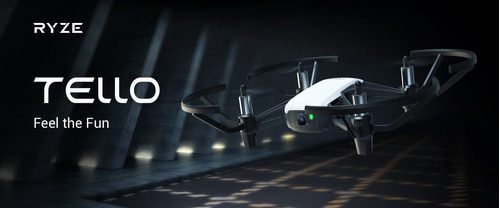 dji drone ryze tello - inteldeals