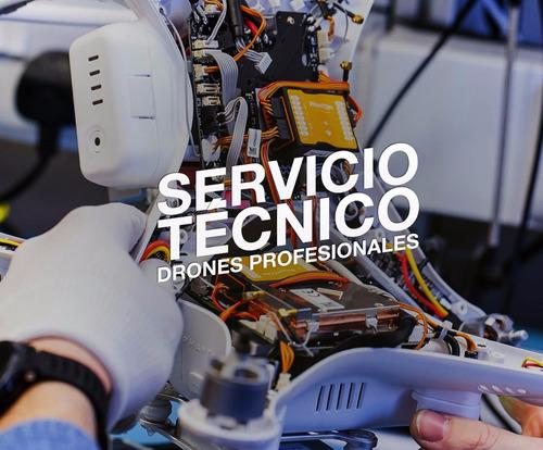 dji drones servicio tecnico reparacion mantenimiento