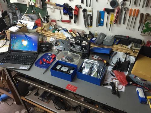 dji drones servicio tecnico reparacion repuestos