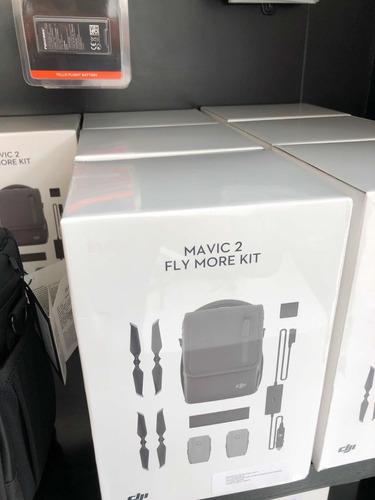 dji fly more combo kit mavic 2 zoom/pro - inteldeals