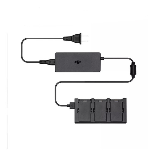 dji hub multicarga de baterias para spark. incluye cargador