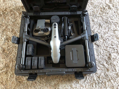 dji inspire 2 drone - ¡hasta 58 mph! - ¡viene con estuche de