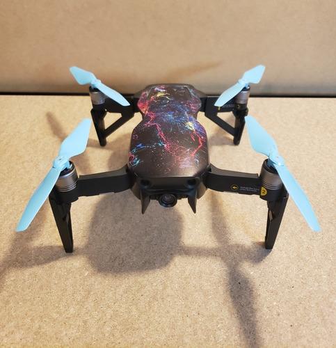 dji mavic air fly more combo + accesorios