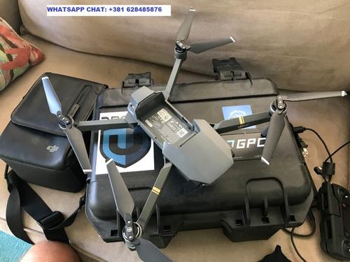 dji mavic pro bundle 4k stabilized camera active track gps