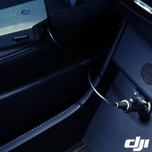 dji mavic pro cargador baterias auto carro - inteldeals