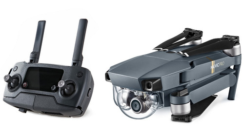 dji mavic pro  more fly combo entrega inmediata