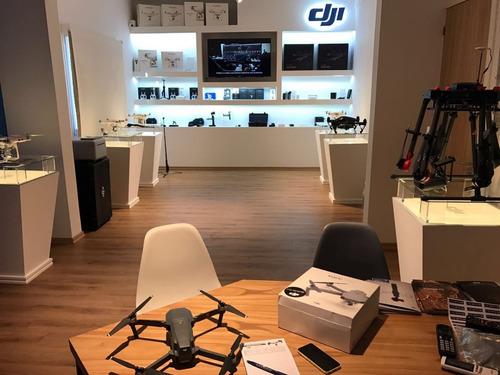 dji mavic pro platinum  drone brazo derecho con motores