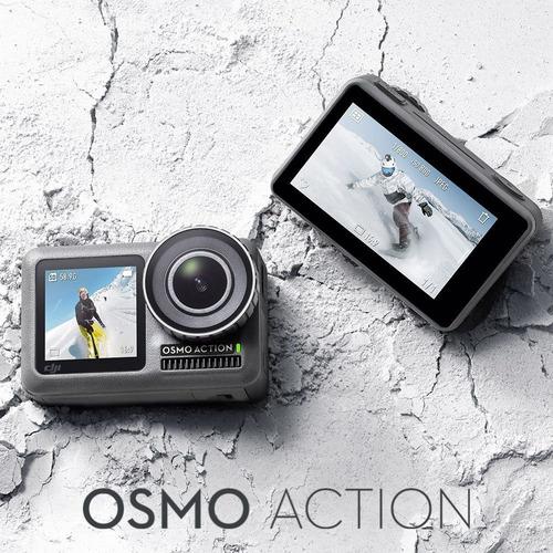 dji osmo action camara 4k 60fps financiamiento - inteldeals