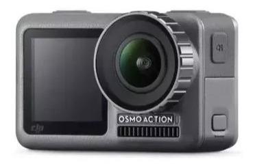 dji osmo action camera de ação à prova d'água 11m c/n.fiscal
