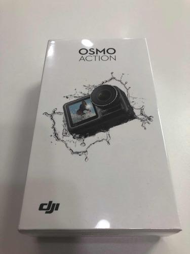 dji osmo action câmera 4k prova dagua 11m - pronta entrega