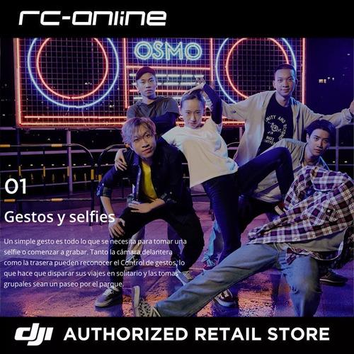 dji osmo mobile 3 smartphone original dji store - cuotas