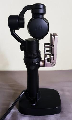 dji osmo mobile cámara 4k estabilizador y estuche