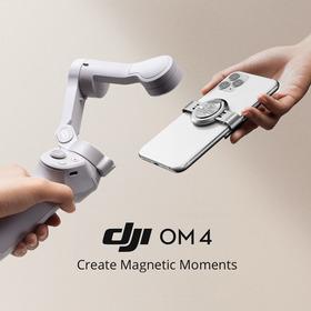 Dji Osmo Mobile Om4 Estabilizador Smartphone - Inteldeals