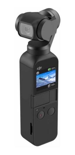 dji osmo pocket câmera digital 4 k com estabilizador