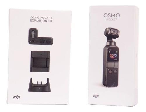dji osmo pocket + expansion kit + nfe