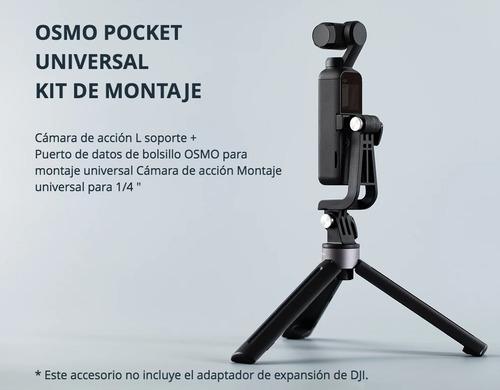 dji osmo pocket universal mount data kit pgy - dji store