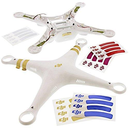 dji phantom 3 professional pro drone - nuevo amplificador s