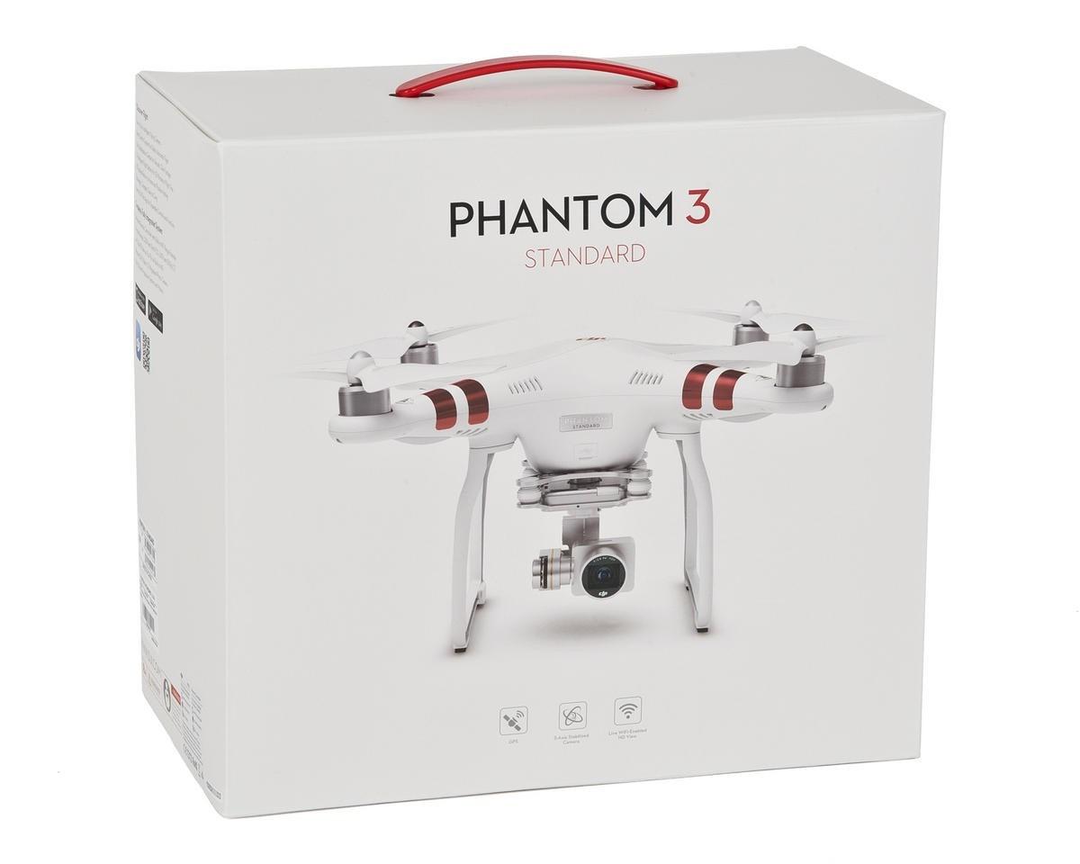 DJI Phantom 3 Standard Drone Windows Vista 64-BIT