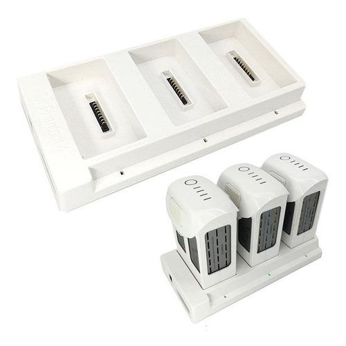 dji phantom 4 pro hub generico cargador para baterias
