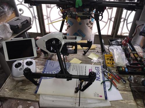 dji - servicio tecnico drones accesorios reparacion service