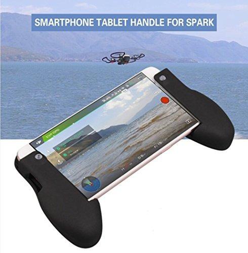 dji spark mavic pro soporte control celular/tablet hand grip
