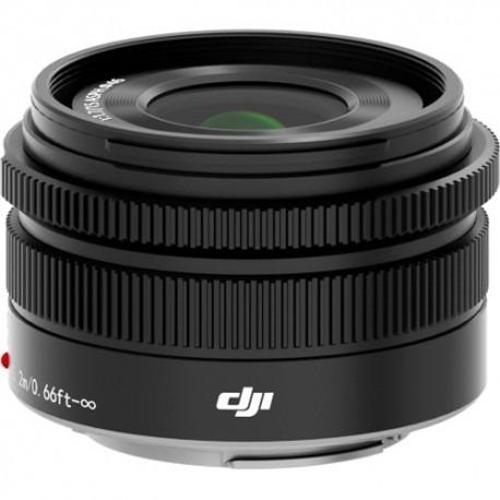 dji x5 lente 15mm f1.7 prime lens
