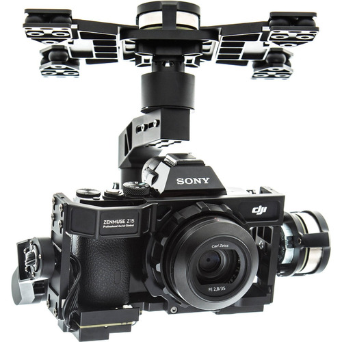 dji zenmuse z15 black magic gimbal drone s1000 s900 s800 evo