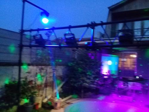 djs, iluminación.