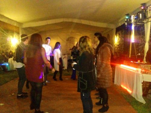 dj´s, luz y sonido + karaoke